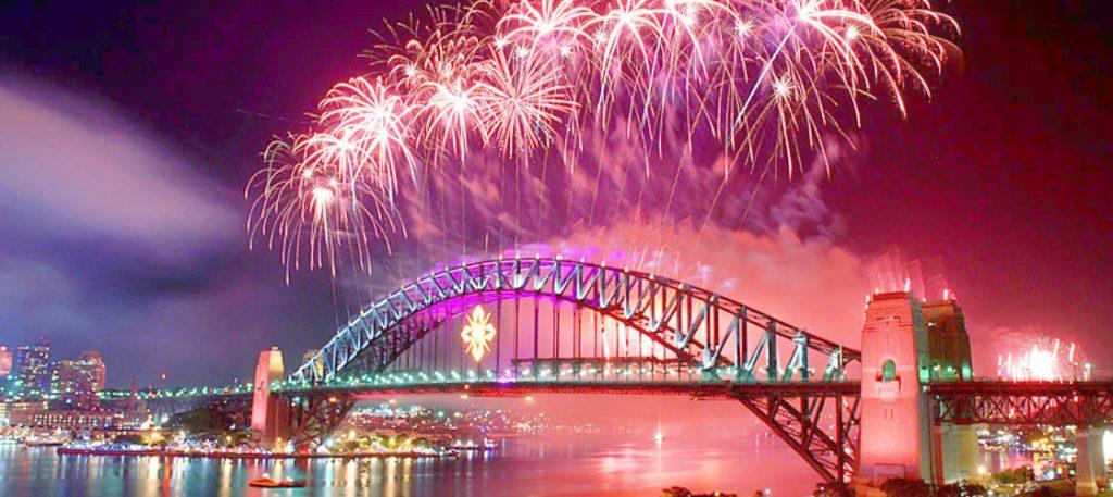Some New Year S Celebrations En Ingl 233 S