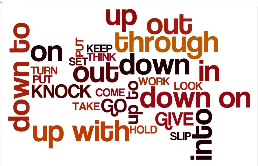 The Ultimate 5-Minute Introduction to Phrasal Verbs.