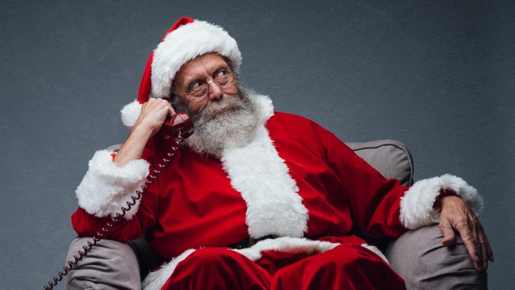 I am Santa Claus - A Christmas Conversation