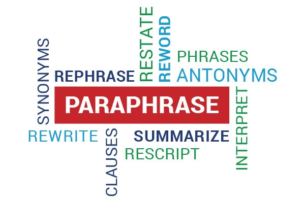 Learn to Paraphrase